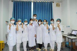 3 chuyên gia trẻ Viện Pasteur Nha Trang làm việc liên tục 15 tiếng/ngày tại Bắc Giang