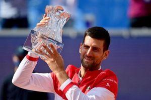 Djokovic 'chạy đà' hoàn hảo trước thềm Roland Garros 2021