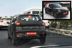 Suzuki Celerio thế hệ mới sắp ra mắt tại Ấn Độ
