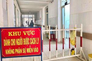 Ngày mai, bệnh nhân duy nhất mắc COVID-19 trong cộng đồng ở Quảng Ngãi xuất viện