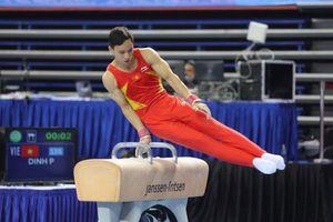 Gian nan hành trình đến Olympic