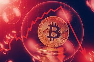Giá Bitcoin hôm nay ngày 30/5: Thấp thỏm, lo âu và tháo chạy