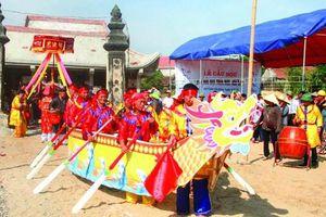 Lễ hội cầu ngư Nhượng Bạn được công nhận di sản văn hóa phi vật thể quốc gia
