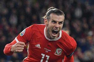 Bale lĩnh xướng hàng công xứ Wales dự Euro 2020