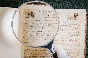 Chuyên gia e sợ bản thảo 'vô giá' của Bronte có thể vào tay tư nhân
