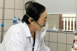 Nghệ sĩ Giang Còi sụt 14 kg và yếu hơn vì bạo bệnh
