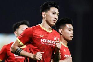 Đội hình cầu thủ cao nhất tuyển Việt Nam theo từng vị trí