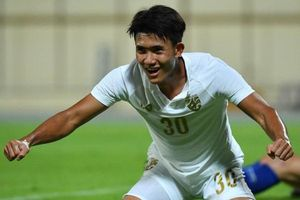 Suphanat lập kỷ lục ở tuyển Thái Lan