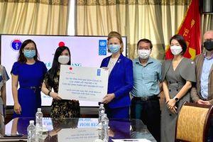 Liên Hợp quốc hỗ trợ Việt Nam 1.500 bộ sinh phẩm xét nghiệm Covid-19