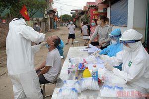 Sáng 31-5, Việt Nam có thêm 61 ca mắc Covid-19