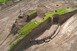 Đào đường, phát hiện 'đài thiên văn' 5.500 tuổi bao vây loạt mộ cổ