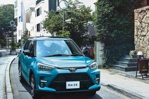 Toyota Raize giá rẻ sắp về Việt Nam có 'đè bẹp' Kia Sonet?