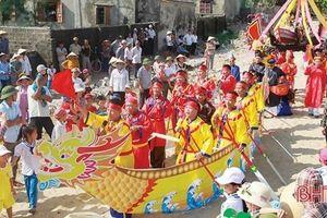 Công nhận Lễ hội cầu ngư Nhượng Bạn là Di sản văn hóa phi vật thể quốc gia