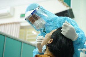 51 người tại Bệnh viện Đa khoa Đức Giang liên quan ca Covid-19 ở Long Biên