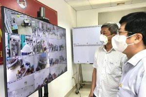 Trung tâm ICU lớn nhất cả nước đặt tại Bắc Giang đi vào hoạt động từ 2/6