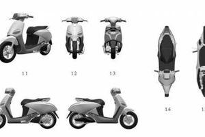 Lộ diện mẫu xe máy điện Vinfast Vento mới: Thiết kế trung tính, sử dụng ắc-quy Lithium-Ion