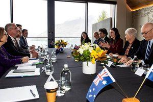 Australia-New Zealand mở thêm hành lang đi lại xuyên Thái Bình Dương