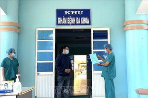 Quảng Ngãi: Bệnh nhân 3067 được công bố khỏi bệnh, xuất viện
