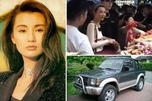 Sở hữu tài sản hàng trăm tỷ nhưng Trương Mạn Ngọc vẫn đi xe 30 năm chưa đổi, thích mua hàng giá rẻ ven đường