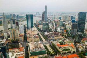 TP. HCM: 2 doanh nghiệp đăng ký thành lập mới với vốn 'khủng' 22 tỷ USD