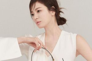 Song Hye Kyo kiếm hơn 11 tỉ đồng từ quảng cáo trên mạng xã hội