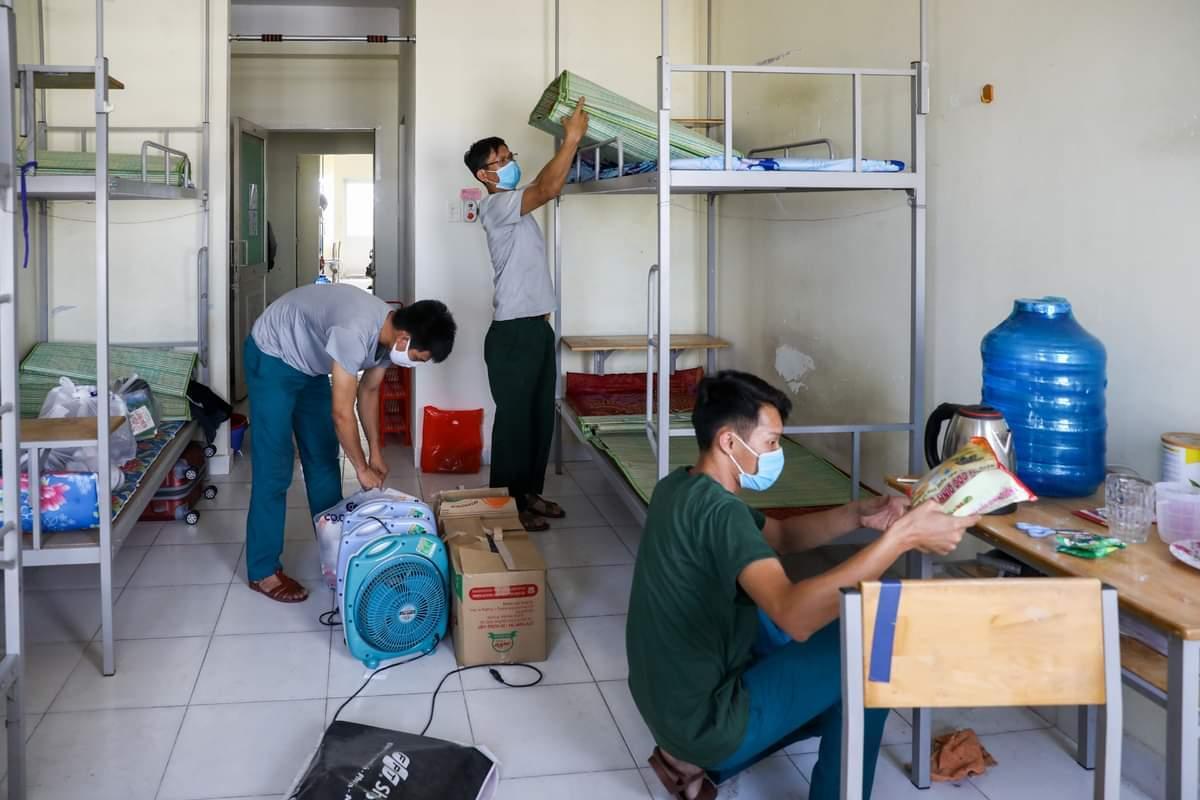 T.P Hồ Chí Minh trưng dụng 7 ký túc xá để làm khu cách ly tập trung