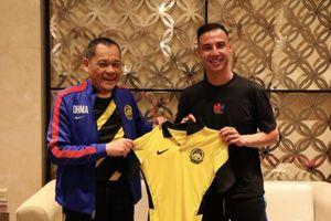 ĐT Malaysia bổ sung cầu thủ gốc Bỉ đấu tuyển Việt Nam