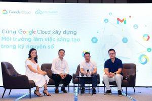 CMC Telecom được Google chứng nhận là Premier Partner của Google Cloud đầu tiên và duy nhất tại Việt Nam