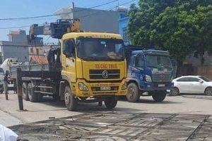 Quảng Ninh: 3 công nhân bỏng nặng khi thi công gần đường điện cao thế