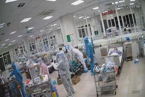 Bệnh nhân thứ 48 liên quan đến COVID-19 tử vong