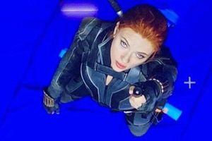 Khó khăn của Scarlett Johansson khi đóng 'Black Widow'