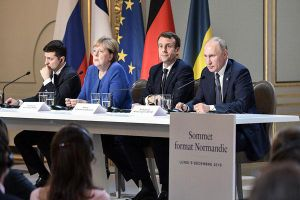 Sự cố Ryanair không ảnh hưởng đến cuộc họp Bộ tứ Normandy về khủng hoảng Ukraine