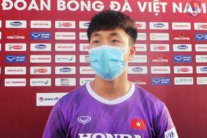 Tiền vệ trẻ Huỳnh Công Đến mong muốn có chỗ đứng ở đội tuyển quốc gia