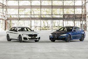 BMW 5 Series 2021 từ 1,76 tỷ đồng tại Malaysia, rẻ hơn Việt Nam