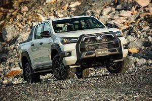 Toyota Hilux sắp lắp ráp tại Việt Nam, hồi sinh phân khúc bán tải
