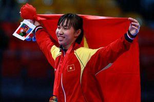 Trương Thị Kim Tuyền giành vé dự Olympic 2020: Nữ võ sĩ sở hữu thành tích 'khủng'