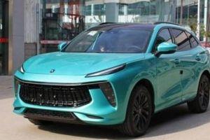 Chiếc ô tô SUV Trung Quốc sắp về Việt Nam, giá hơn 700 triệu đồng có gì hấp dẫn?