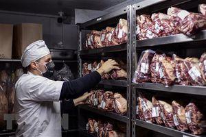 Argentina tạm dừng hoạt động xuất khẩu thịt bò của 12 doanh nghiệp