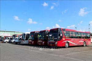 Từ 0 giờ ngày 1/6 dừng vận chuyển hành khách từ các tỉnh, thành phố có dịch về Cà Mau