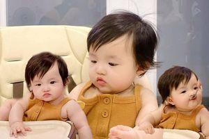 Cuối ngày 1/6, Winnie vẫn bị mẹ Đông Nhi 'dìm không lối thoát' với loạt ảnh ăn chuối cực 'bá đạo'