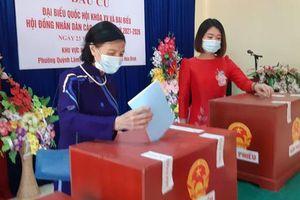 12 đại biểu nữ trúng cử HĐND tỉnh Hòa Bình