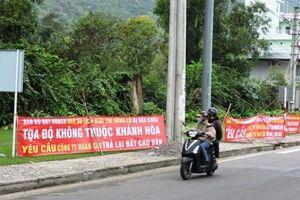 Kiến nghị Thủ tướng chỉ đạo xử lý tố cáo việc thu hồi đất theo 'bản đồ giả' tại Nha Trang