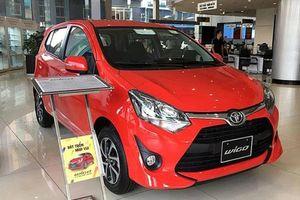 Doanh số thấp, Toyota Wigo được nâng cấp 'đấu' VinFast Fadil