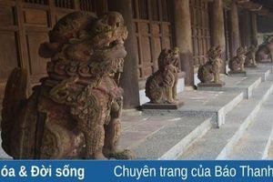 Linh vật thuần Việt hiện diện ở nhiều di tích, công trình văn hóa trên địa bàn Thanh Hóa
