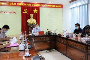 Họp Ban Chỉ đạo tổng kết Nghị quyết số 21-NQ/TW của Bộ Chính trị (khóa IX)