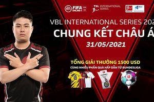 Chung kết Châu Á VBL International Series 2021: Đại diện Việt Nam về nhì