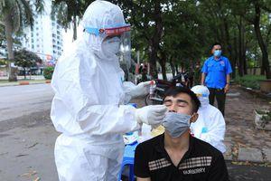 Với 51 ca dương tính, Công ty T&T có nhiều ca bệnh nhất tại Hà Nội