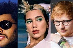 Dua Lipa, Ed Sheeran và The Weeknd đồng loạt úp mở về các dự án mới đầy hứa hẹn
