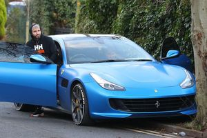 Sergio Aguero là tay chơi xe có tiếng tại Manchester City