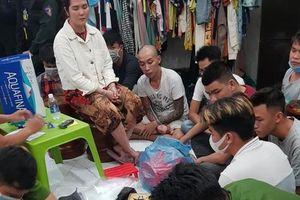 CLIP: Phú Quốc và An Giang tạm giữ nhiều 'quý bà' làm liều giữa mùa dịch